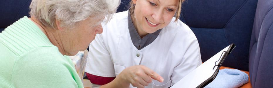 Ablauf der Seniorenbetreuung